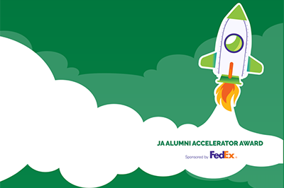 Apply for JA Alumni Accelerator Award